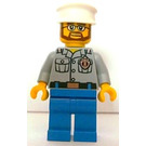 LEGO Coast Guard Captain Minifigure