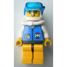 LEGO Coast Guard City Center Diver Minifigure