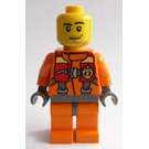 LEGO Coast Guard City - Rescuer Minifigure
