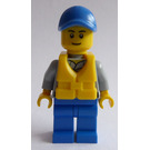 LEGO Coast Guard Crew Member Minifigure