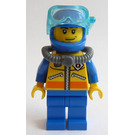 LEGO Coast Guard Diver Minifigure