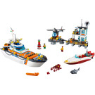 LEGO Coast Guard Headquarters Set 60167