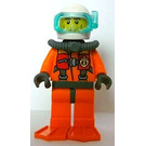 LEGO Coast Guard Helicopter Diver Minifigure