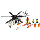 LEGO Coast Guard Helicopter Set 60013