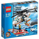 LEGO Coast Guard Helicopter Set 60013 Packaging