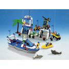 LEGO Coast Guard HQ Set 6435