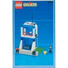 LEGO Coast Guard HQ Set 6435 Instructions