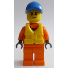 LEGO Coast Guard Minifigure