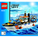 LEGO Coast Guard Patrol Set 60014 Instructions