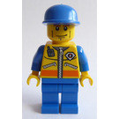LEGO Coast Guard Patroller Minifigure