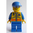 LEGO Coast Guard Patrolman Minifigure