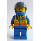 LEGO Coast Guard Pilot Minifigure