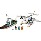 LEGO Coast Guard Plane Set 60015