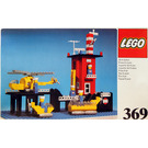 LEGO Coast Guard Station Set 369