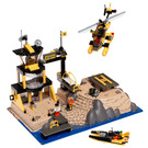 LEGO Coast Watch HQ Set 7047