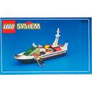 LEGO Coast Watch Set 6433 Instructions