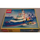 LEGO Coastal Cutter Set 6353 Packaging