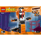 LEGO Cobrax Set 41575 Instructions