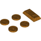 LEGO Coin and Metal Bar Pack (15629 / 97053)