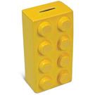 LEGO Coin Bank - Ceramic 2 x 4 (4293816)