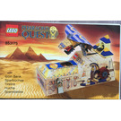LEGO Coin Bank - Pharaoh's Quest (853175) Instructions