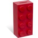 LEGO Coin Bank - Plastic 2 x 4 (853144)
