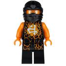 LEGO Cole - Airjitzu Minifigure