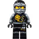 LEGO Cole from set 70599 Minifigure