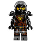 LEGO Cole - Hands of Time Minifigure