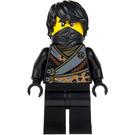 LEGO Cole - Rebooted Minifigure