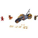 LEGO Cole's Dirt Bike Set 70672
