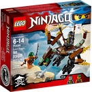 LEGO Cole's Dragon Set 70599 Packaging
