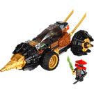 LEGO Cole's Earth Driller Set 70502