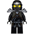 LEGO Cole ZX with Armor Minifigure