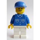 LEGO Collared Shirt, Pants, and Cap Minifigure