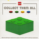 LEGO Collect Them All Promotional Sticker