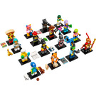 LEGO Collectable Minifigures Series 19 Random Bag Set 71025-0