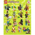 LEGO Collectable Minifigures Series 19 Random Bag Set 71025-0 Instructions