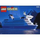 LEGO Color Line Ferry Set 1955