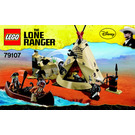 LEGO Comanche Camp Set 79107 Instructions