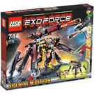 LEGO Combat Crawler X2 Set 7721 Packaging