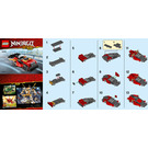 LEGO Combo Charger Set 30536 Instructions