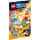 LEGO Combo NEXO Powers Wave 2 Set 70373 Packaging