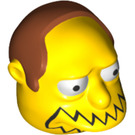 LEGO Comic Book Guy Minifig Head (20151)