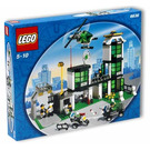 LEGO Command Post Central Set 6636 Packaging