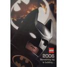 LEGO Commemorative Limited Edition Batman Announcement  Set DC1