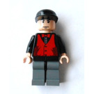 LEGO Commentator Minifigure