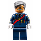 LEGO Commissioner Gordon - Condecorated From LEGO Batman Movie Minifigure