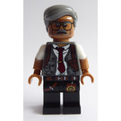 LEGO Commissioner Gordon Minifigure