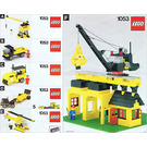 LEGO Community Buildings Set 1053 Instructions